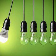 تفاوت لامپ ال ای دی LED با لامپ کم مصرف