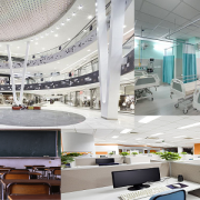 اصول طراحی روشنایی مراکز تجاری آموزشی و ...