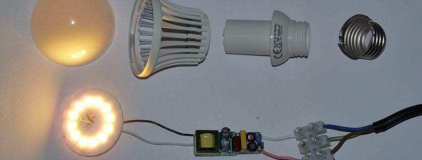 لامپ LED جایگزینی مناسب برای منابع روشنایی