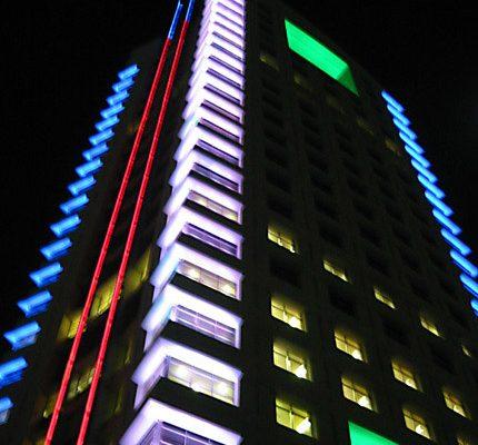والواشر LED - گروه صنعتی مهر تولید کننده محصولات نورپردازی و روشنایی