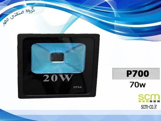 پروژکتور LED ال ای دی مدل P200