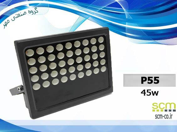 پروژکتور LED ال ای دی مدل P55۸