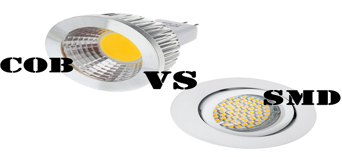 تفاوت SMD LED و COB LED